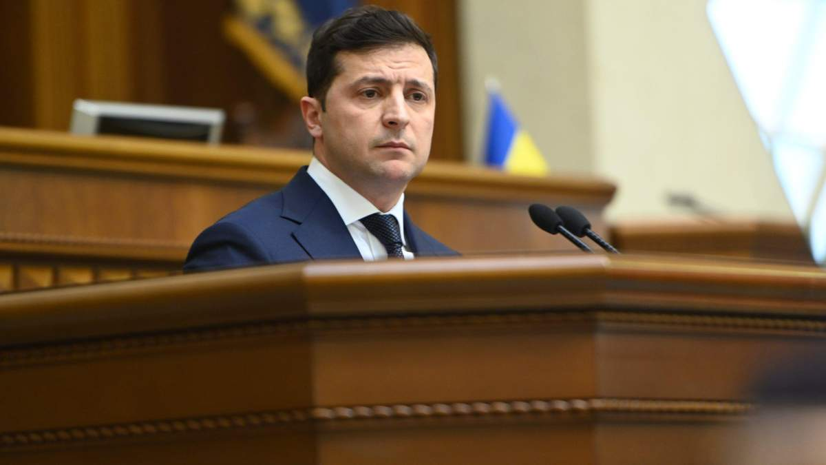 Зеленський привітав українських морпіхів зі святом