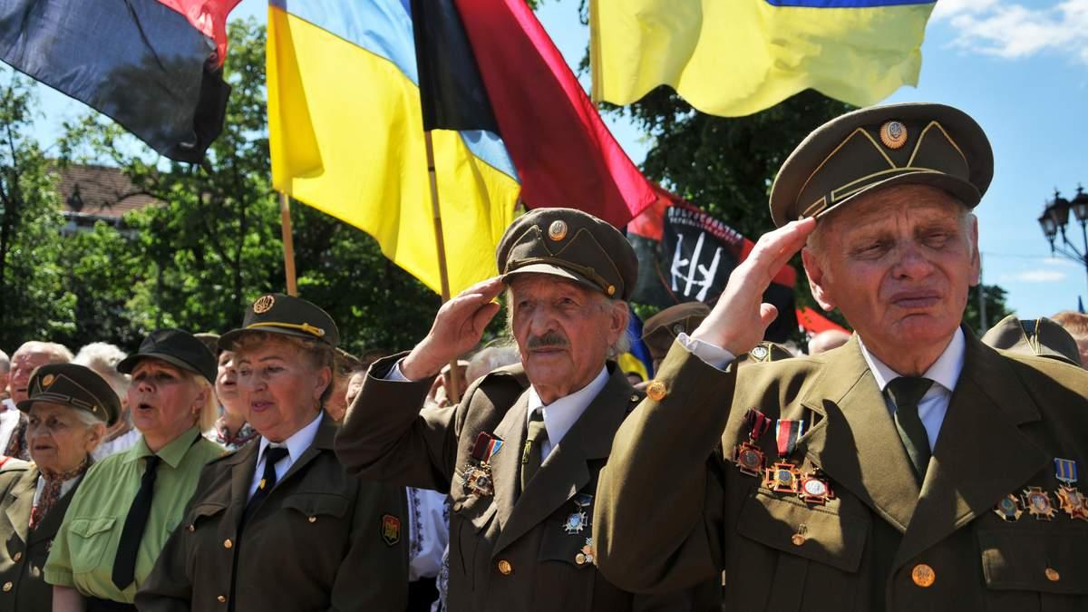 Відзначення Дня Героїв у Львові