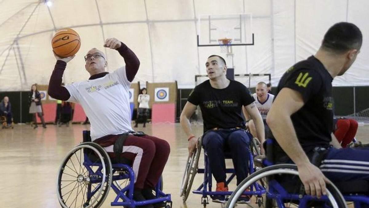 Відбіркові змагання у Києві Ігри воїнів: понад 200 учасників