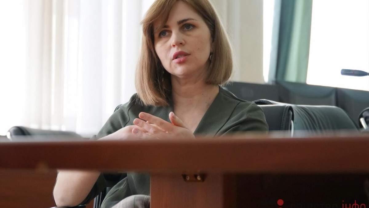 В'язнів випускати не будемо, – Олена Висоцька про розпродаж СІЗО