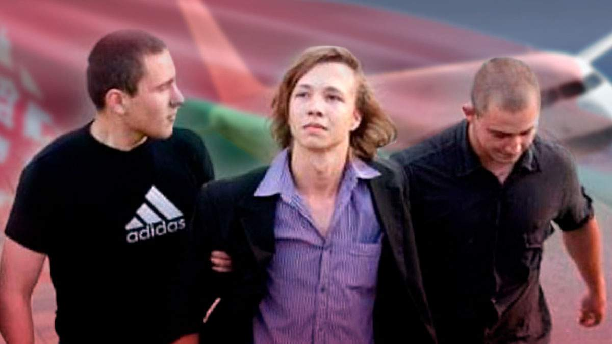 Затримання Протасевича у Мінську: що це означає для України