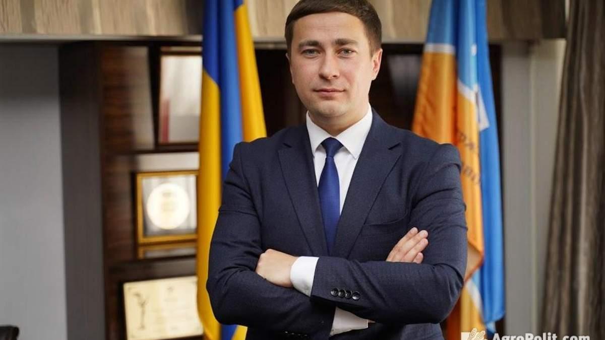 Интервью с министром аграрной политики Романом Лещенко