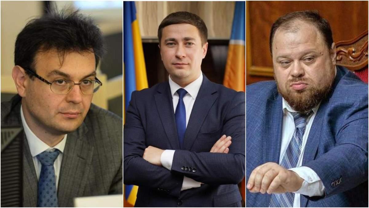 Міністр Лещенко розповів, як потрапив у політику