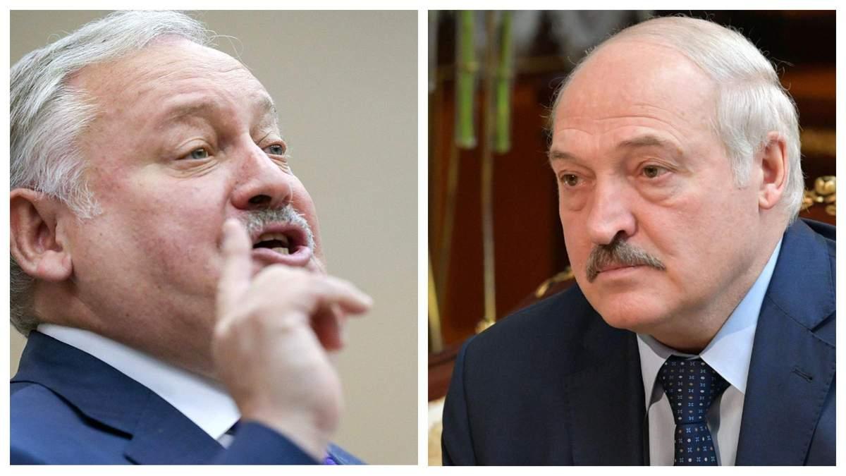 Даже Россия отреклась от Беларуси из-за ситуации с Протасевичем