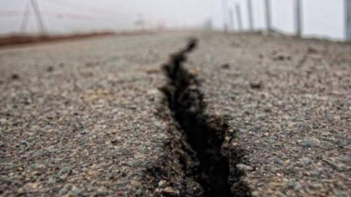 На півночі Грузії стався потужний нічний землетрус