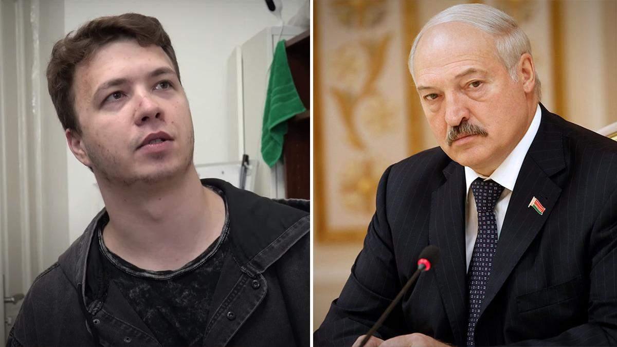 У ХАМАС обурені, що Білорусь втягнула їх в інцидент з Протасевичем
