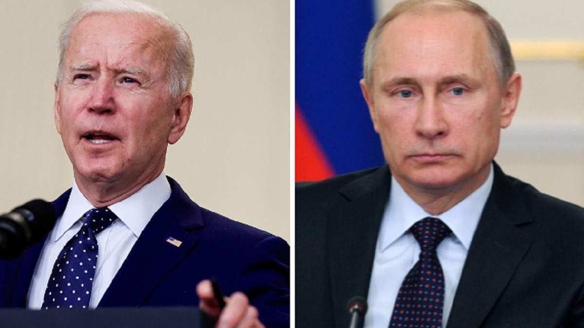 Білий дім і Кремль погодили зустріч Путіна і Байдена: місце і час