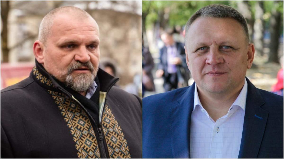 Выборы на Прикарпатье превратились в столкновения политсил
