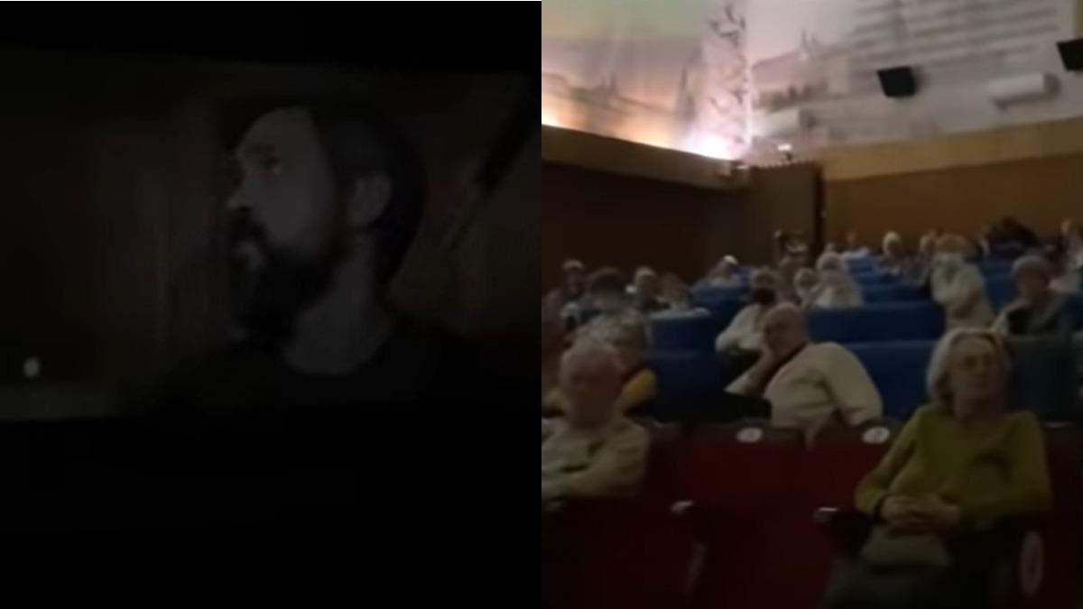 В Крыму вместо Ополченочка показали фильм Позывной Бандерас
