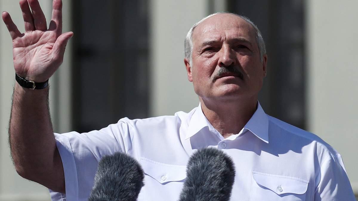 Екстреміст та його спільниця, – Лукашенко про Протасевича з Сапегою
