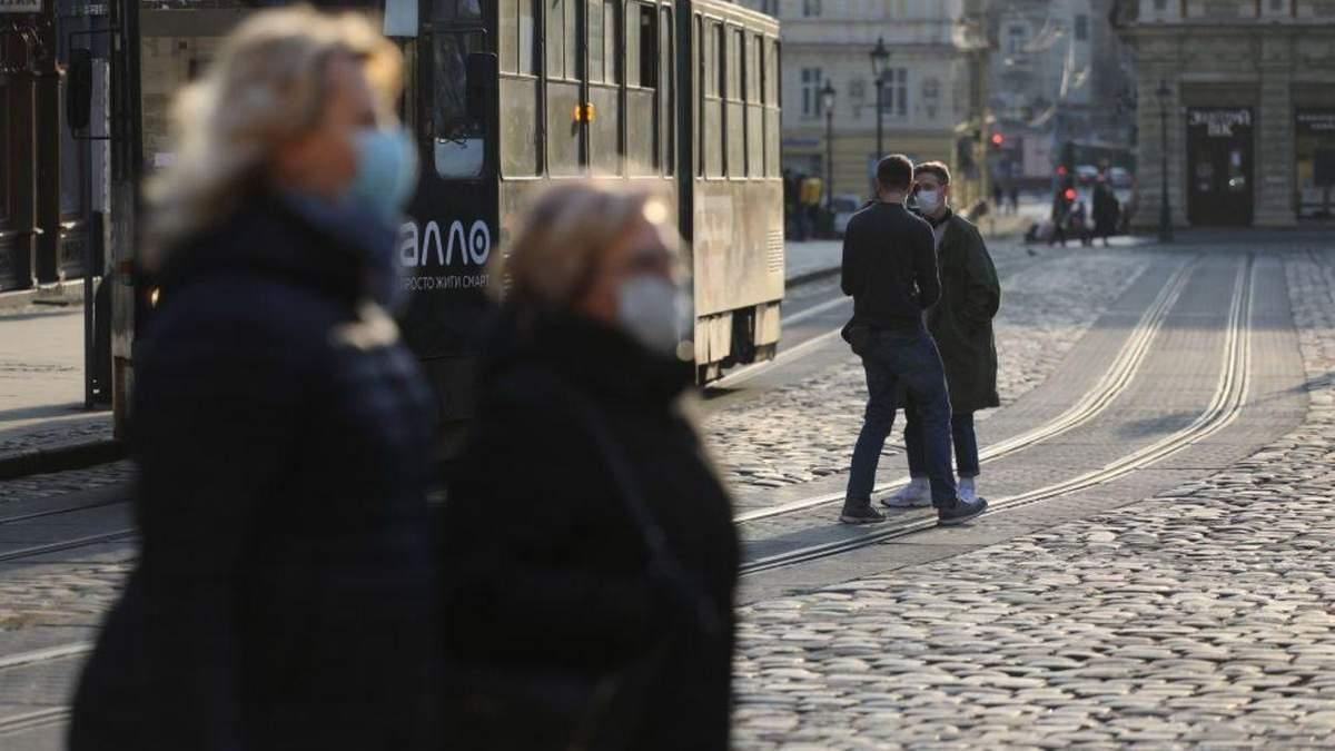 Актуальная статистика заболеваемости на коронавирус во Львове 27.05.2021