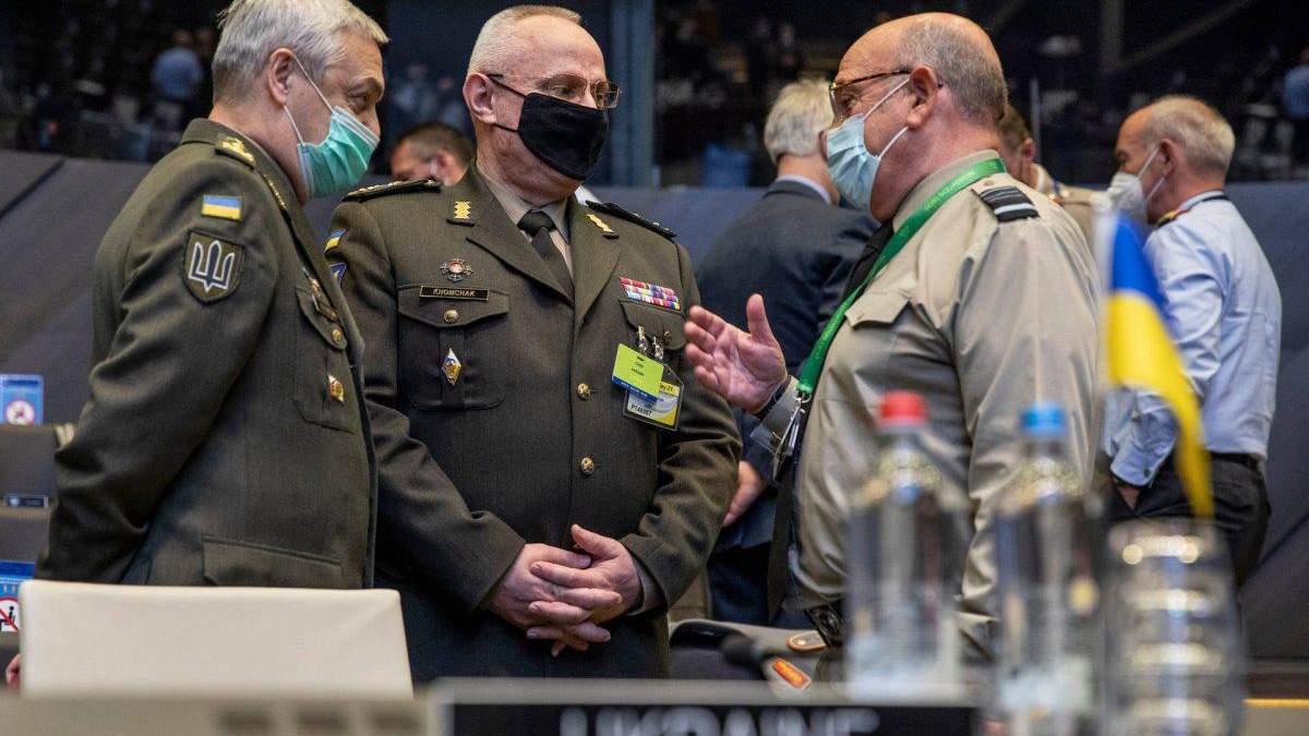 На заседании Военного комитета НАТО обсудили безопасность Украины