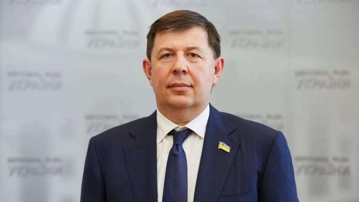 Венедиктова не подтвердила, что Козак находится в Беларуси