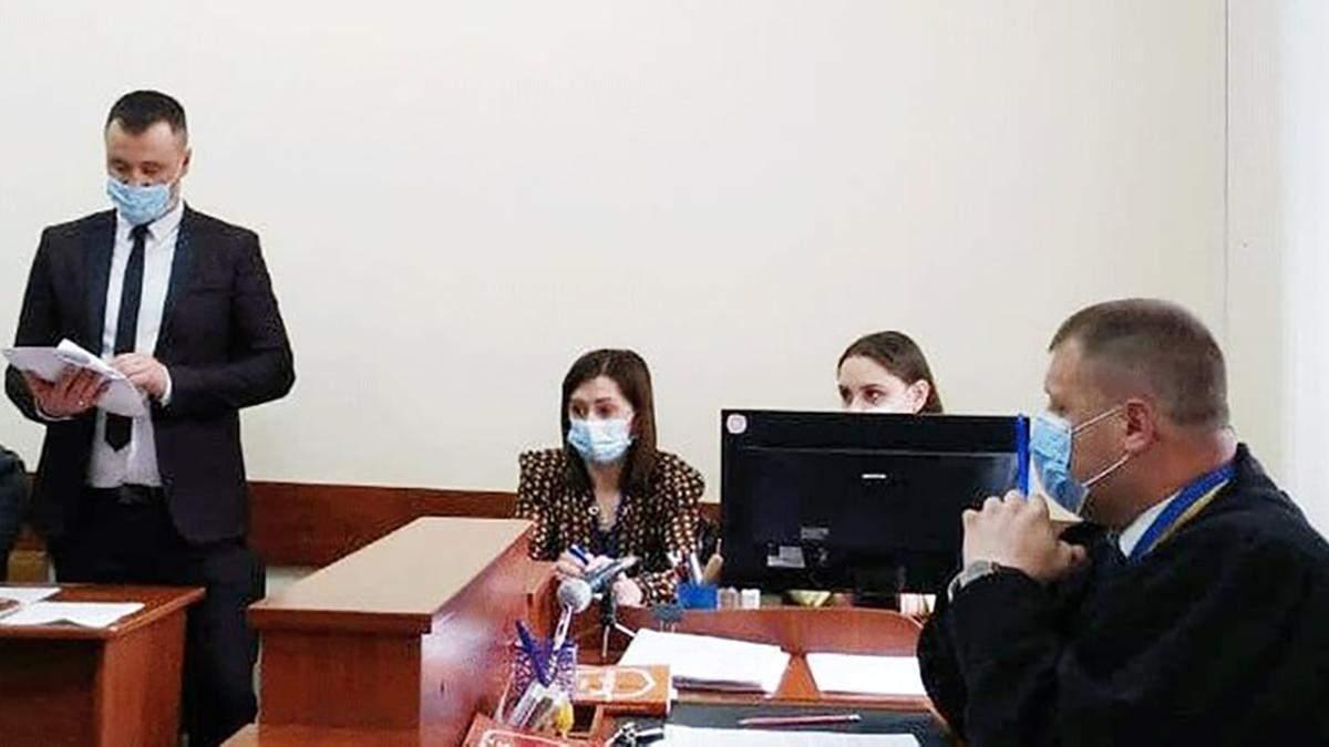 У Вінниці випустили під заставу жінку, яка збила школяра