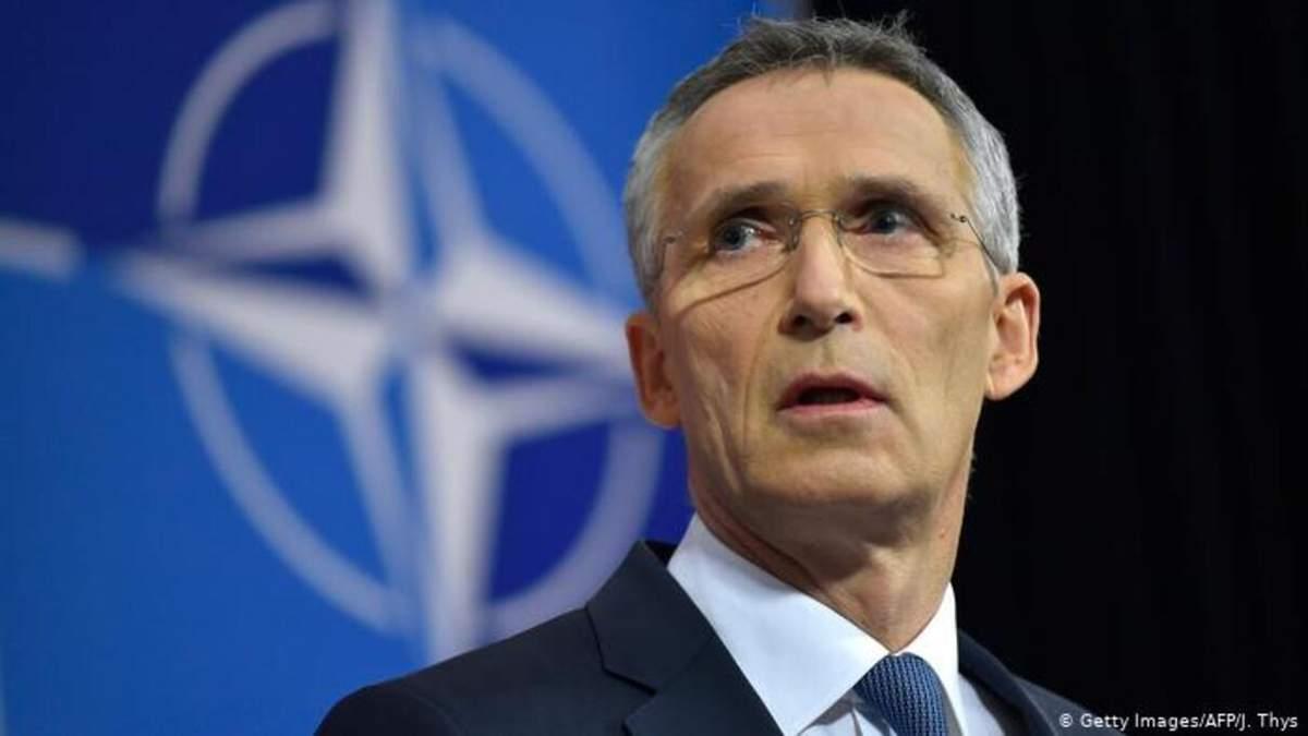 У Білорусі та Росії – схожі моделі поведінки, – генсек НАТО