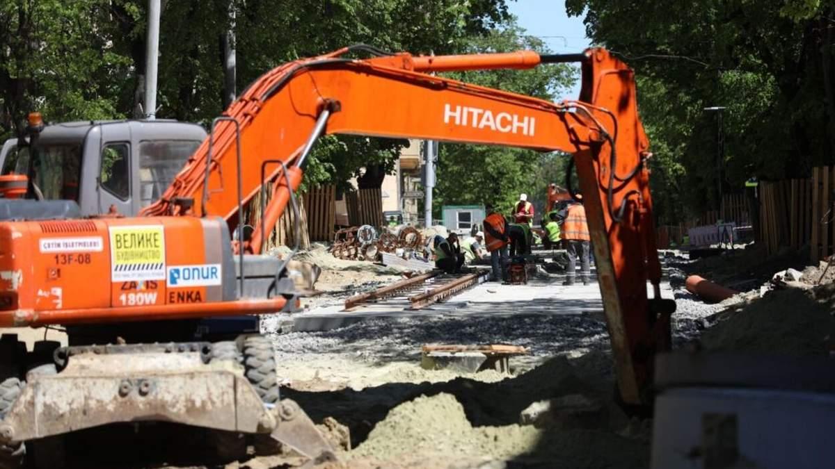 У Львові до кінця року перекриють ще одну частину вулиці Бандери: схема об'їзду