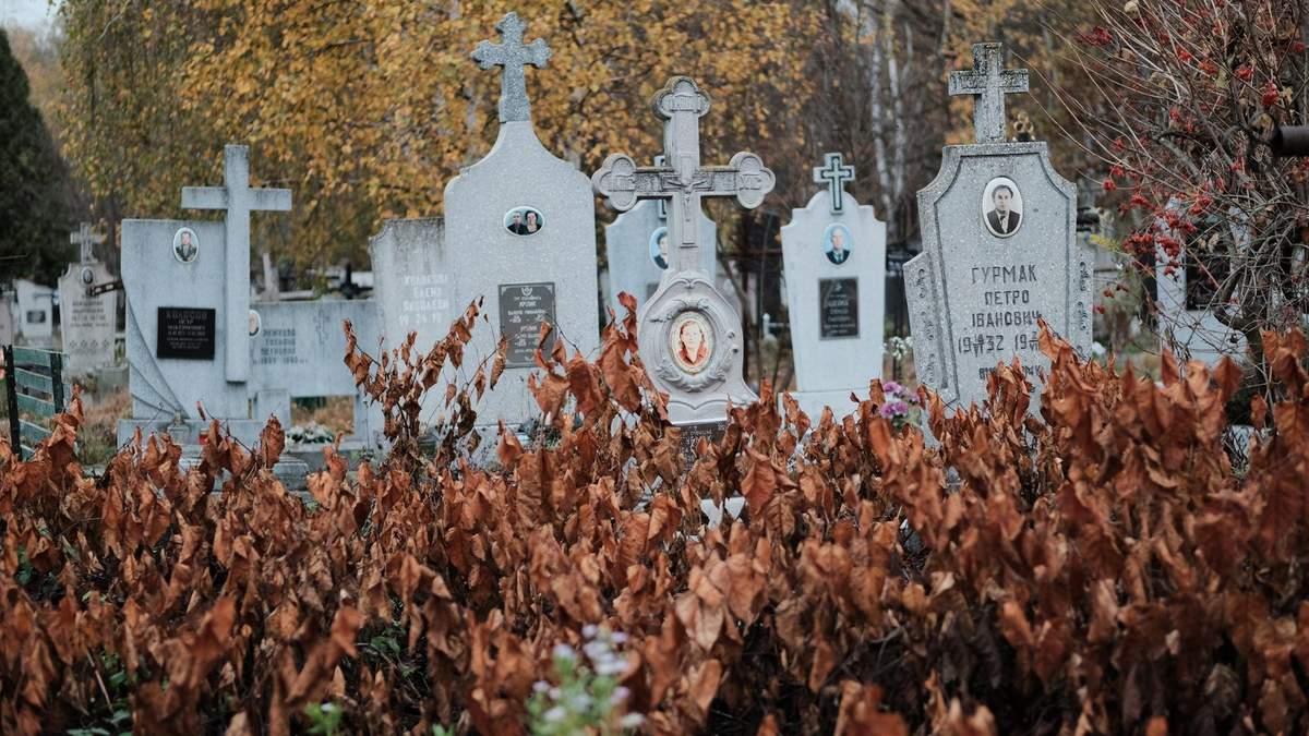На Одещині стріляли на кладовищі та поранили старенького сторожа