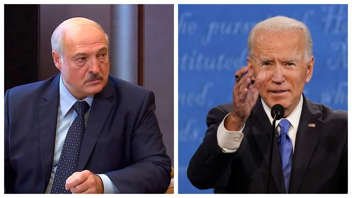 США готують санкції проти керівництва Білорусі, – заява Білого дому