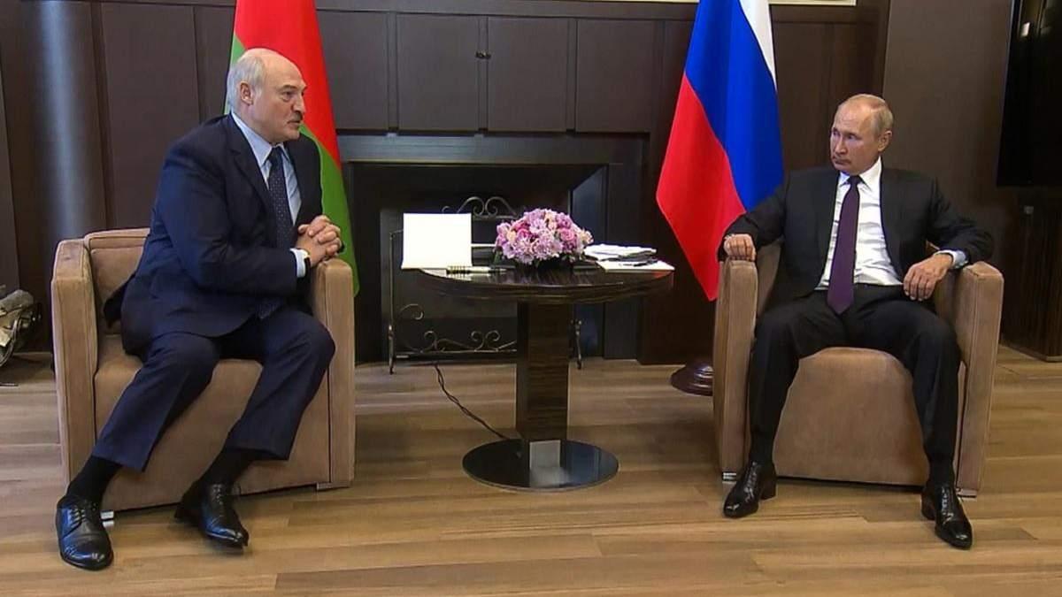 Встреча Путина и Лукашенко длилась 5 часов: о чем они говорили