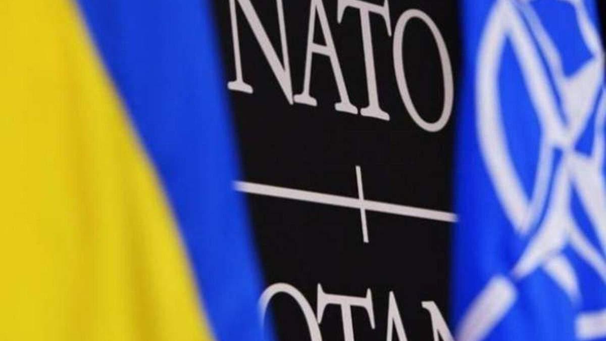 Украина получит первой обновленный пакет Целей партнерства НАТО