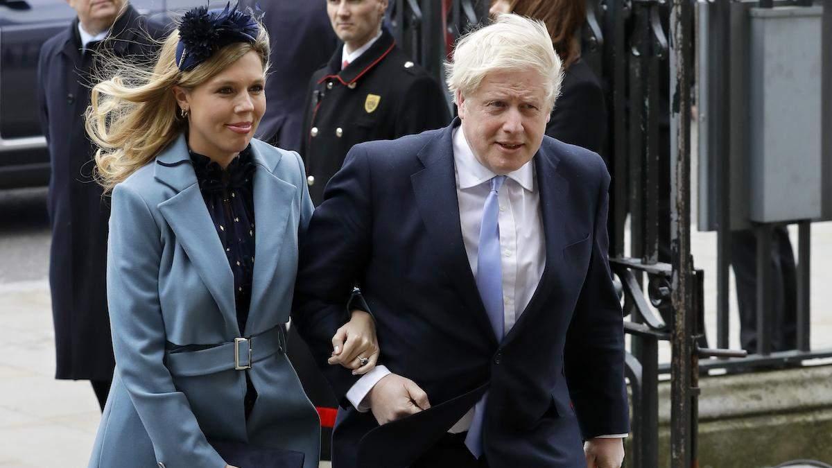 Премьер Британии Борис Джонсон тайно женился, – СМИ