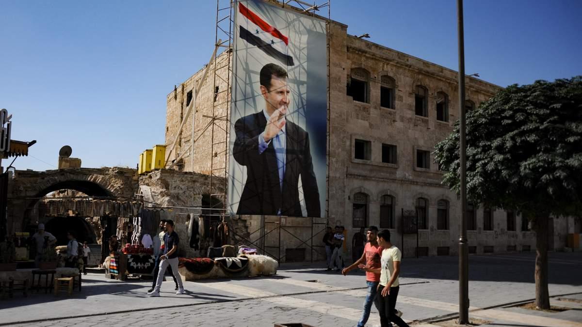 У Сирії внаслідок стрілянини постраждали понад 300 людей