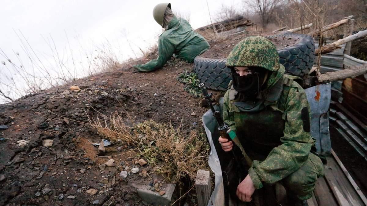 Провокации в Луганской области: оккупанты пытаются продвинуться вперед в районе Желобка