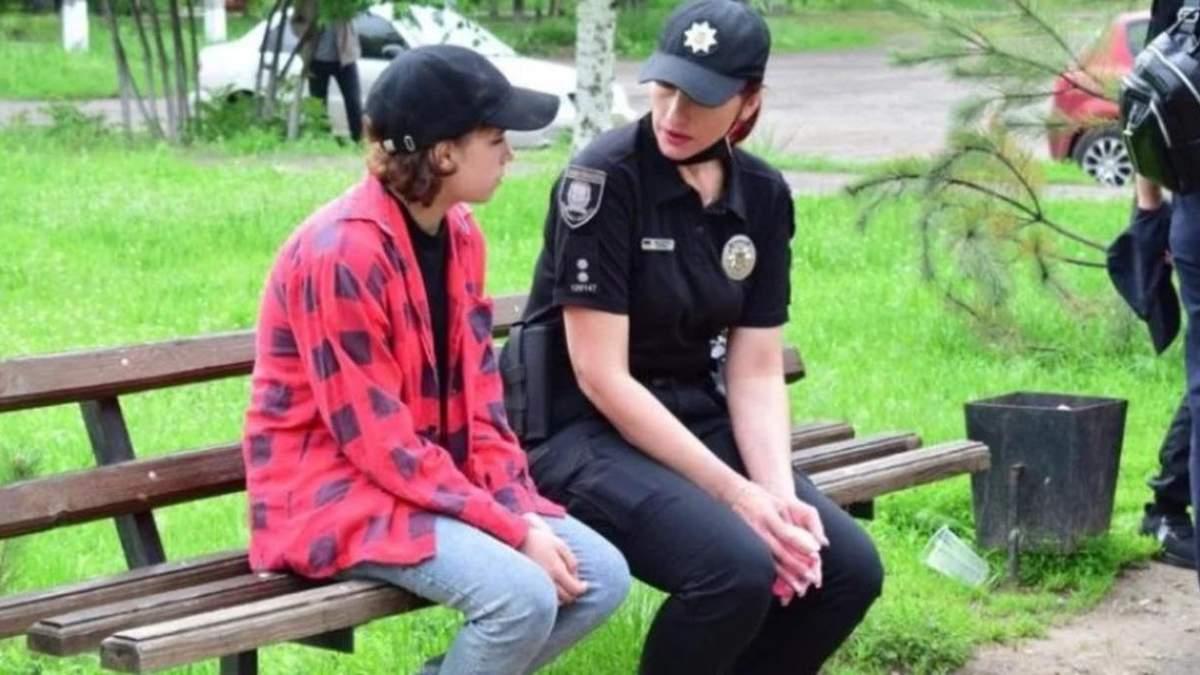 Дівчина, яка прийшла з окупованої Горлівки, тікала не від бойовиків