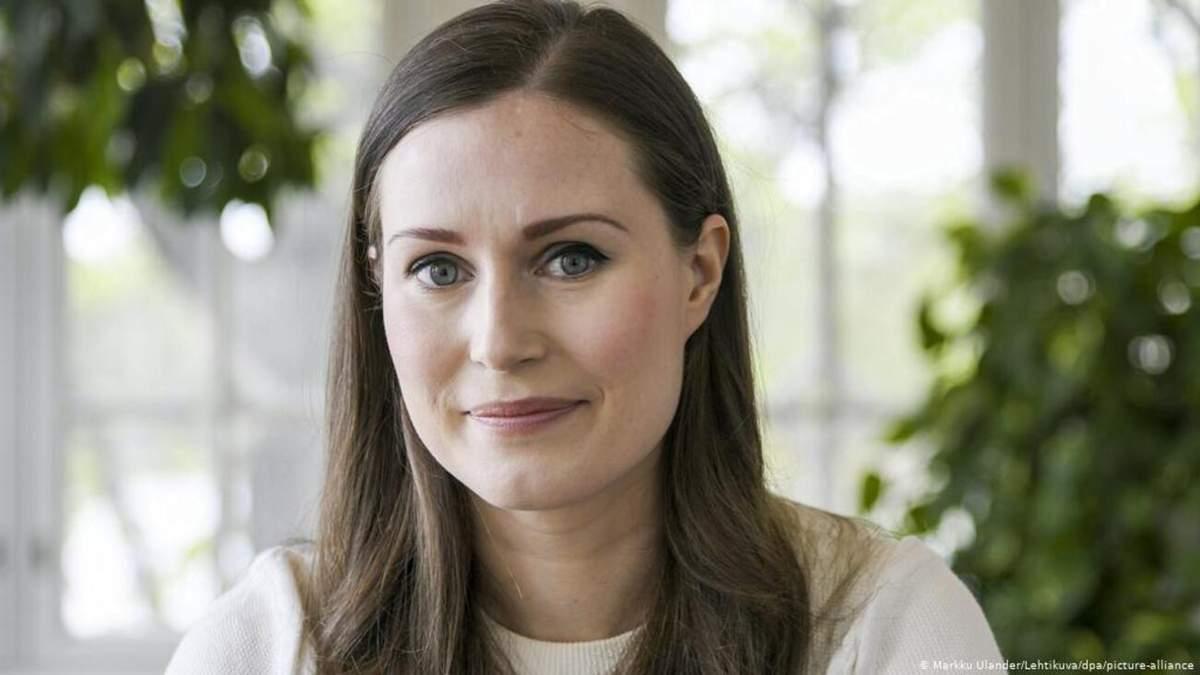 У Фінляндії розгорівся скандал через сніданки прем'єрки Санни Марін