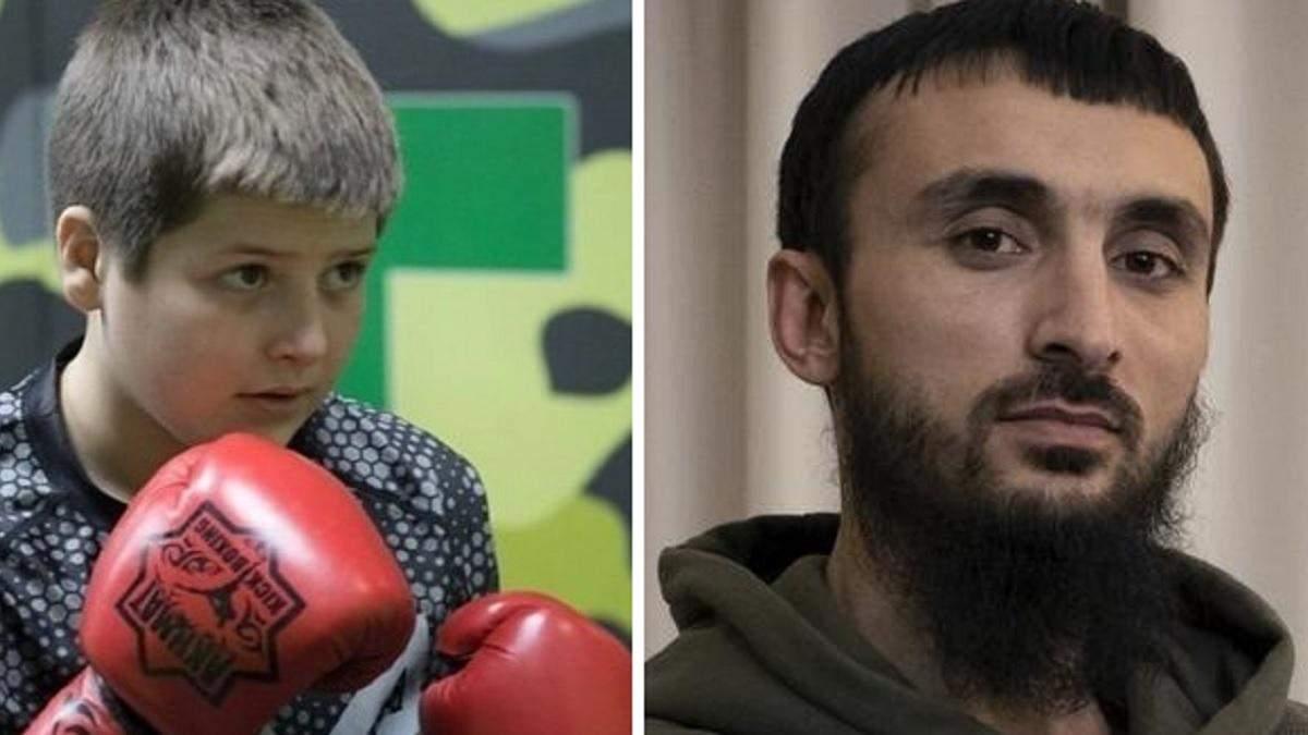 Кадиров піде з посади, якщо його 13-річний син програє бій блогеру