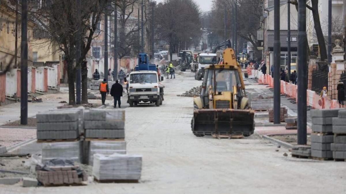 Во Львове из-за реконструкции улицы Шевченка 2 автобуса изменят маршруты: как они будут курсировать