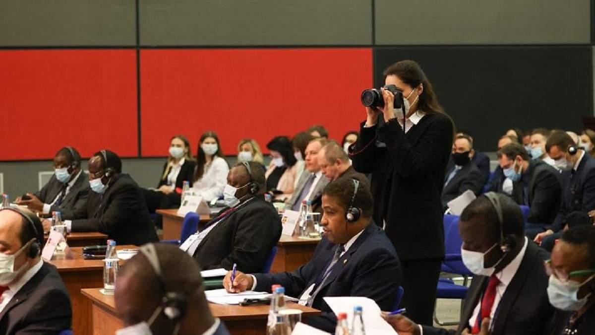 Білорусь заявила, що хоче масштабної  співпраці з Африкою