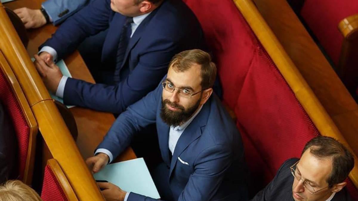 Зеленский просит Верховную Раду уволить члена ЦИК Греня