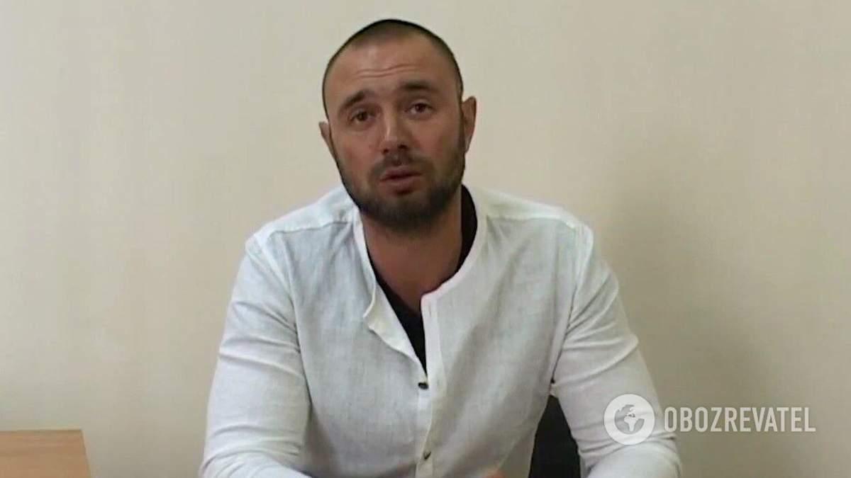 Щербич по делу Стерененка давал разные показания в судах