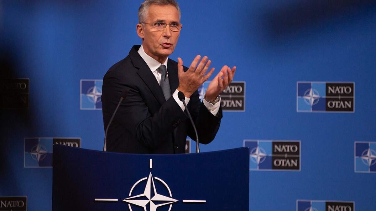 Столтенберг сказав, чому Україну не запрошуватимуть на саміт НАТО