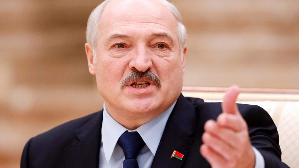 Економічні санкції проти Білорусі залежатимуть від Лукашенка