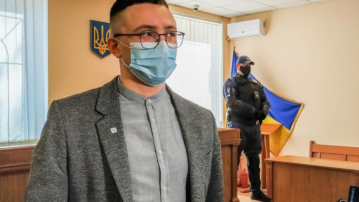 Стерненко отказался общаться с пророссийскими СМИ