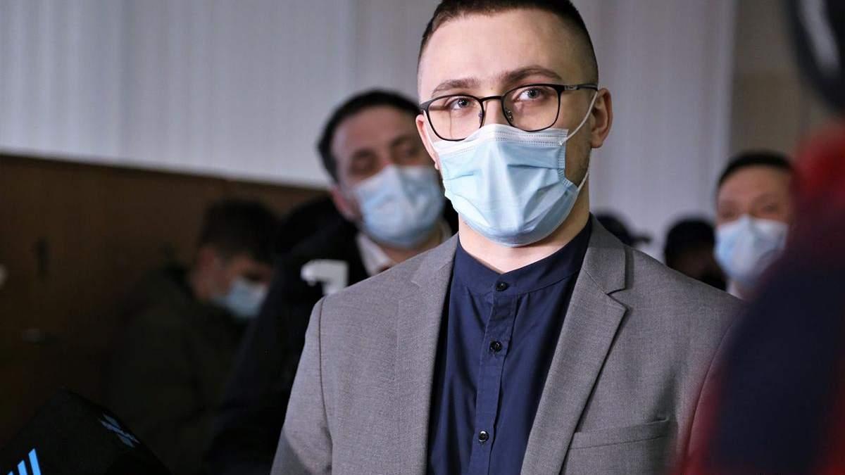 Гнап: Приговором Стерненку судебная система хотела сохранить лицо
