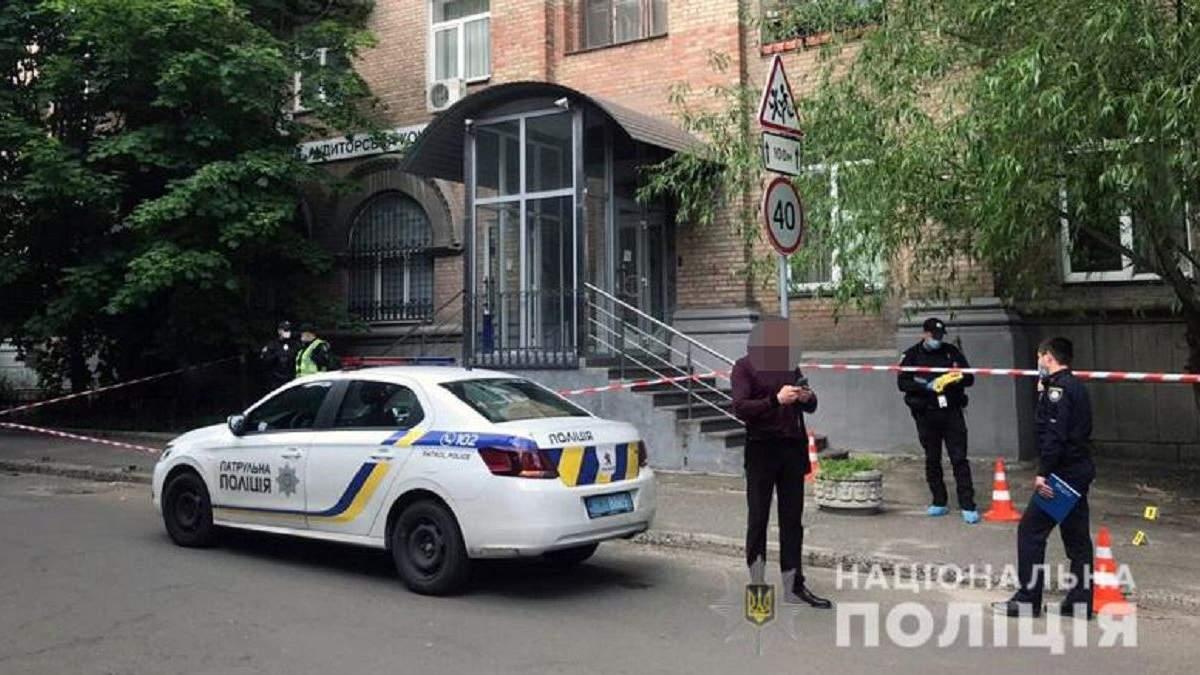Стрельба в Киеве на Печерске 31.05.2021: новые детали от полиции