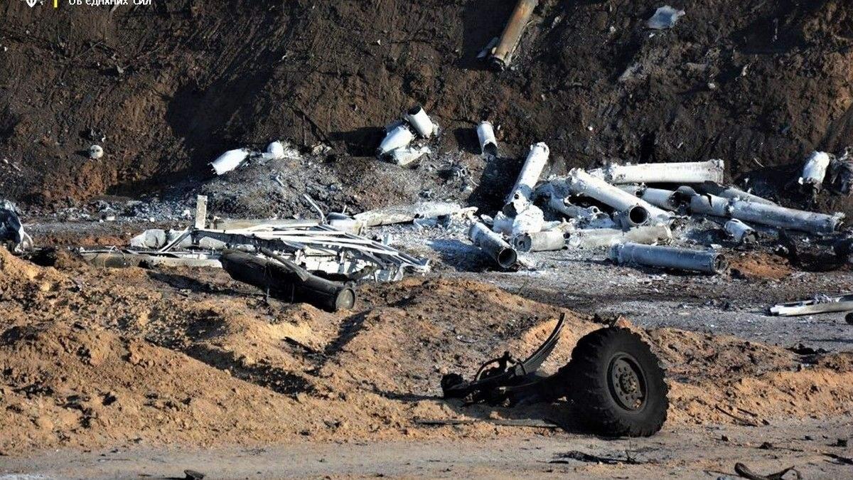 Из-за взрывов боеприпасов в Балаклее будут судить ексофицера ВСУ