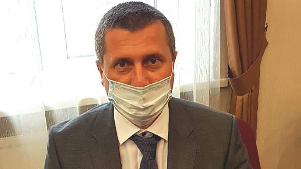 НАПК составило 10 админпротоколов на мэра Охтырки Павла Кузьменко
