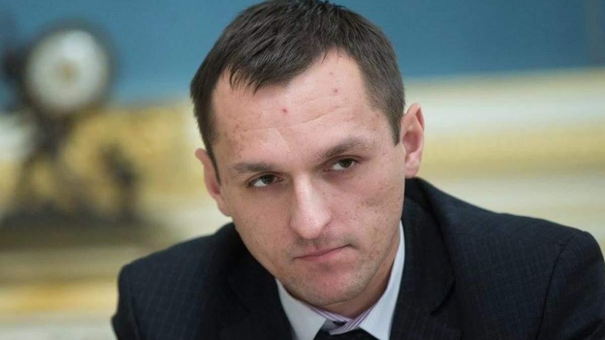 Максим Грищук не пройшов відбір на постійного керівника САП