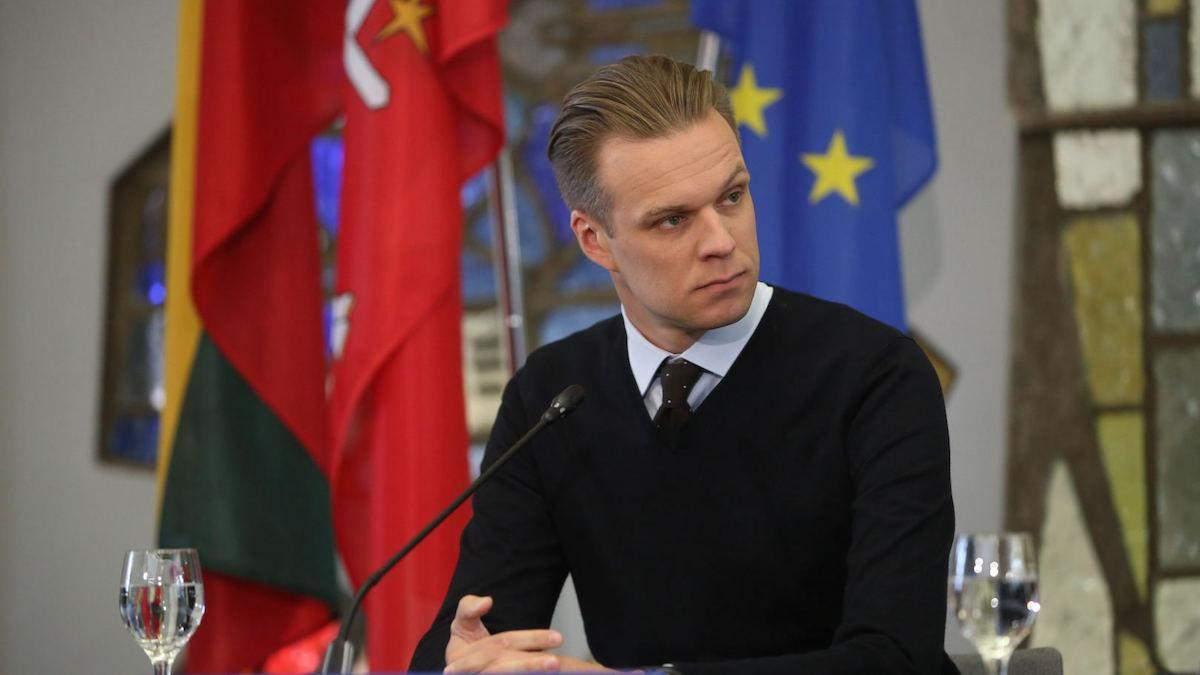 Дай спокій своєму народові, – глава МЗС Литви закликав Лукашенка піти