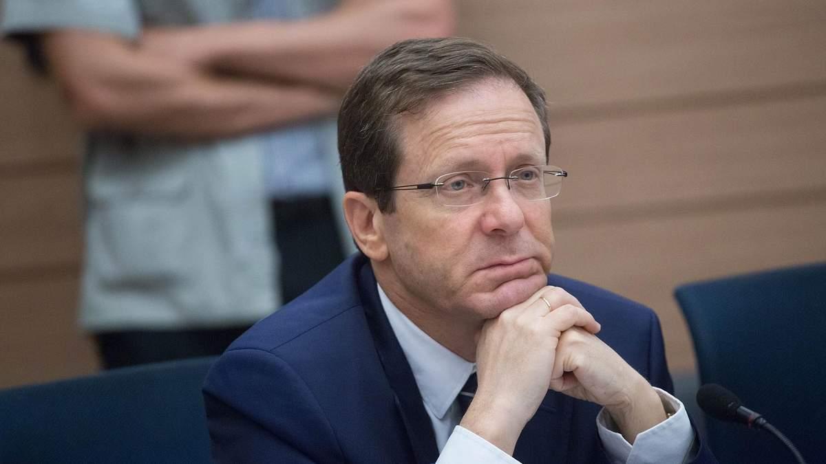 Новым президентом Израиля выбрали Ицхака Герцога