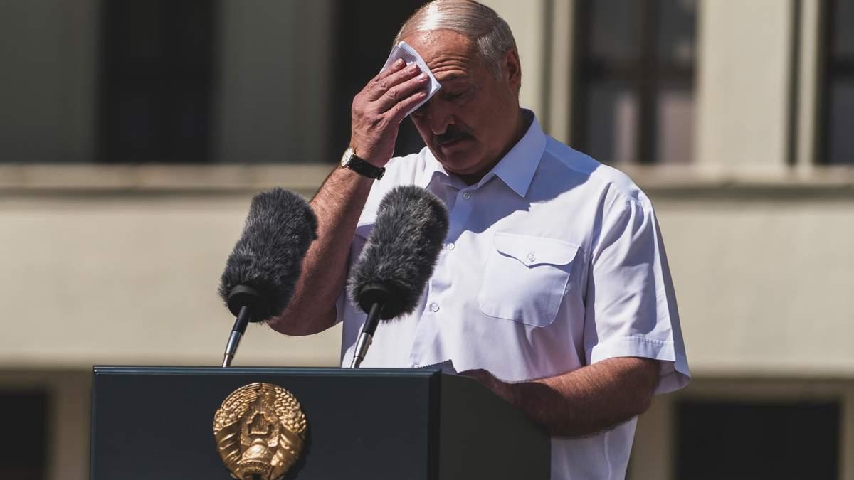 У Лукашенка один шлях – Москва, – Зміцер Лукашук