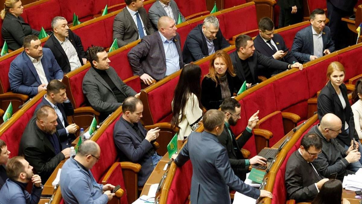 Слуги підтримають постанову про визнання режиму Лукашенка загрозою
