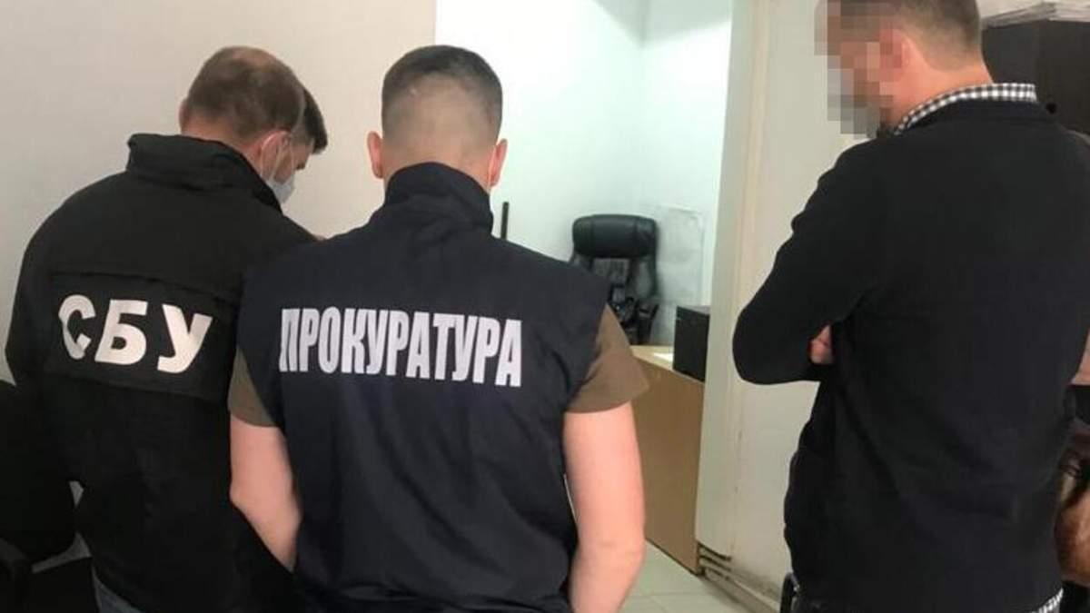 СБУ разоблачила львовскую фирму, которая массово подделывала ПЦР-тесты: фото