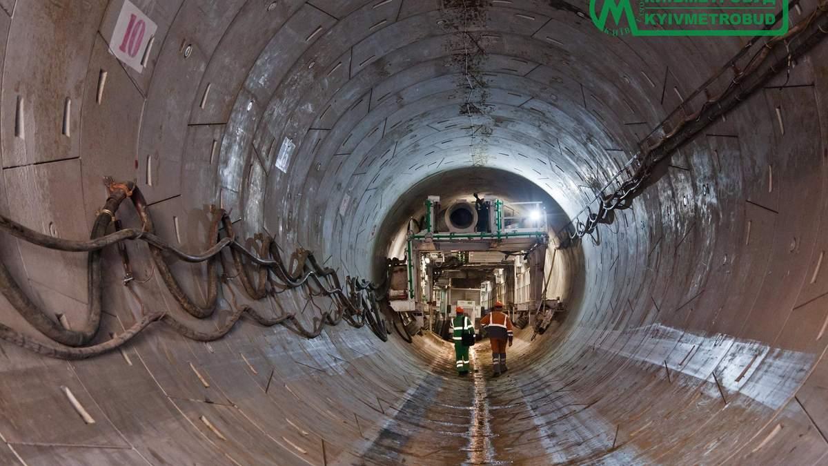 В этом году метро на Виноградарь не будет: назвали новые сроки - Киев