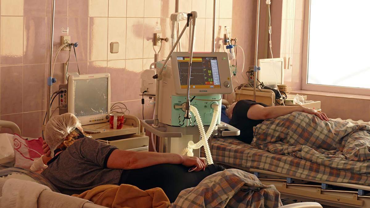 Пацієнтка з COVID -19 у Дніпрі викинулась з вікна лікарні