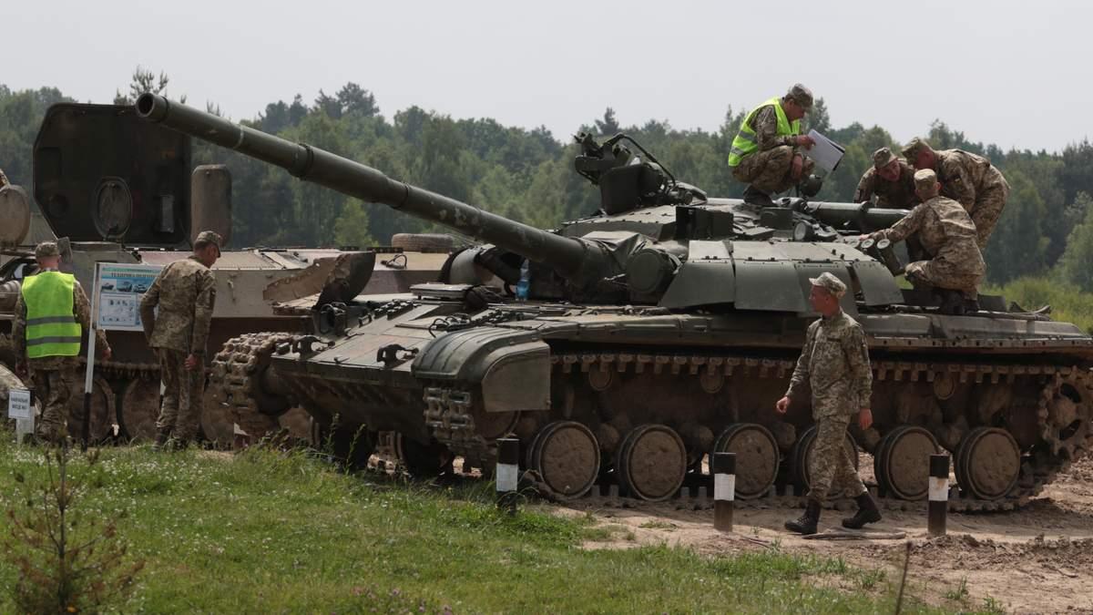 Кабмин урезает запланированные расходы на оборону в 2022 году